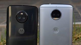 Moto X4 vs Moto G5s Plus - Comparativa