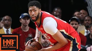 Portland Trail Blazers vs New Orleans Pelicans Full Game Highlights / Game 4 / 2018 NBA Playoffs