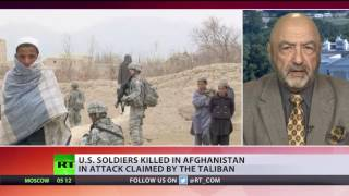 3 US soldiers killed by Afghan Army soldier claimed as Taliban militant