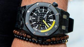 AP Carbon Diver Watch Review