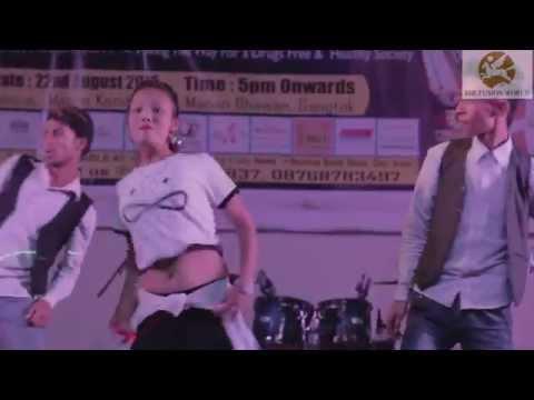 Jaalma  - Resham Filili - Sichey Dance Group at Gangtok Extravaganza - Sikkim