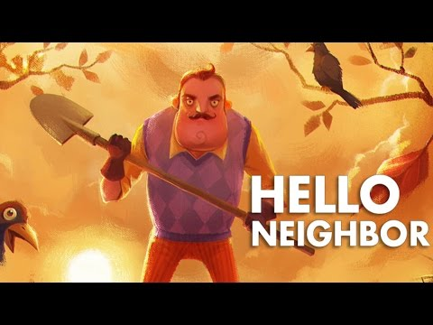 Hello Neighbor - Announcement Trailer