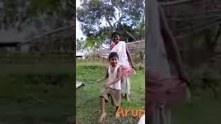 Jhatka Jara sa new Assam Comady video song
