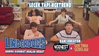 THE UNDERDOGS Lecek Tapi Ngetrend Video Lyric