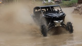 UTV CRAZY TURBO MUD RACING!