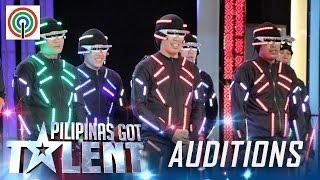 Pilipinas Got Talent Season 5 Auditions: FA Flow Circle - LED Tron Dance Group