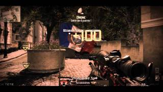 Modern Warfare 3 Sniper Montage | Introducing FaZe WaRTeK