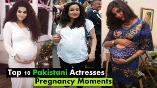 Top 10 Pakistani Actresses Pregnancy Moments - Top10Worldy