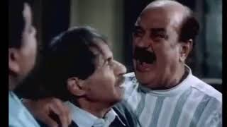 مشهد كوميدي لما تتخانق مع ابوك ويطردك عشان بتتأخر كل يوم بليل مع اصحابك  - عبود على الحدود