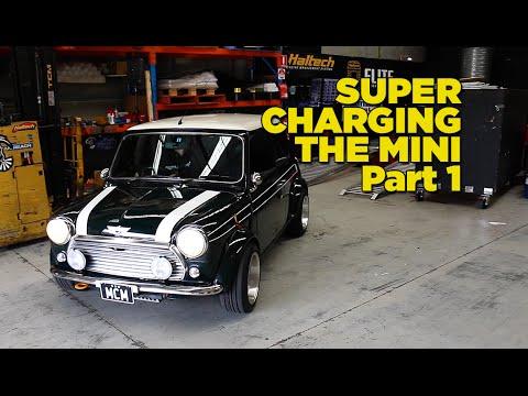 Supercharging The Mini - Part 1