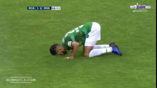 اهداف مباراة الرجاء ونهضة بركان 2-1   الدوري المغربي