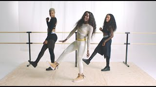 Favourite Afro Dance Moves of 2018 Tutorial   Sherrie Silver X Nike