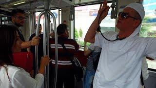 Tramvayı Karıştıran Sosyal Deney (KUMRUCU FERRO)