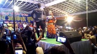 Ritesh Pandey stage show 2017