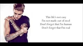 Justin Bieber - I'll Show You (Lyrics)