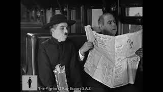 Charlie Chaplin - The Pilgrim (clip)