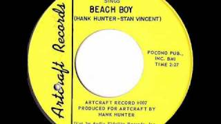 Linda Hall - BEACH BOY  (1965)