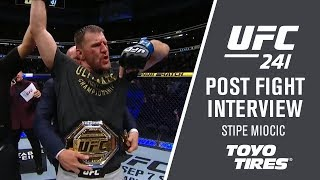 """UFC 241 Stipe Miocic - """"This Is All Me"""""""