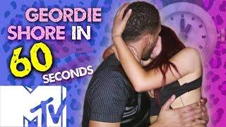 GEORDIE SHORE EPISODE 6 IN 60 SECONDS - Geordie Shore, Season 10 | MTV