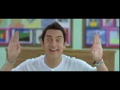 Aamir Khan  Bam Bam Bole song from Taare Zameen Par - Like Stars On Earth