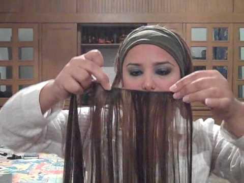 GabyTips Cómo ponerte las extensiones de cabello