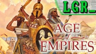 LGR - Age of Empires - PC Game Review
