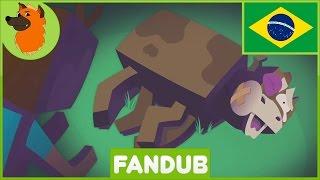 A lógica de Minecraft (FANDUB PT-BR) - WandDubs