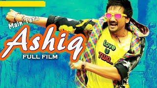 New South Indian Full Hindi Dubbed Movie - Main Tera Ashiq | Hindi Dubbed Movies 2018 Full Movie