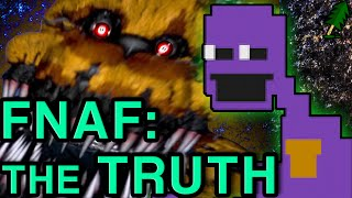 FNAF 4 The Purple Man SOLVED: The Story You Never Knew