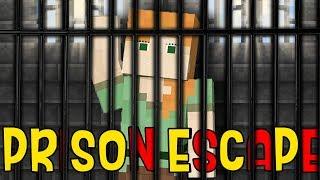 PRISON ESCAPE in Minecraft