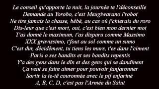 Maitre Gims   ABCD Paroles مترجمة بالعربية