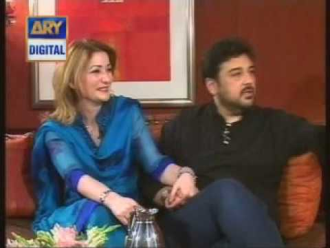 Good Morning Pakistan adnan sami with wife in GMP p2.mp4