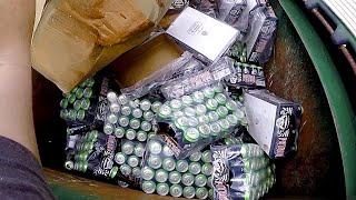 Dumpster Diving 4 (2 Of 2) Found A Tech Deck!