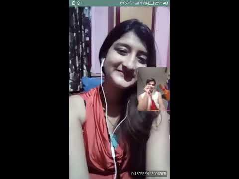 Indian Girl showing Hot Figure on Live Webcam