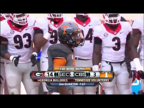 UT vs Georgia 2015 (Abridged)