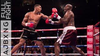Full Fight   AJ Vs Matt Skelton TKO