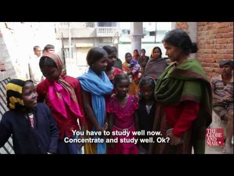 Nun dreams of turning India s poorest girls into agents of change