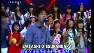 Zivilia   Kokoronotomo Teman Dihati  Live + Lyrics   YouTube