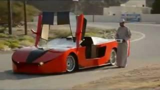سيارة تعمل بالريموت اختراع عماني A Car goes without a driver