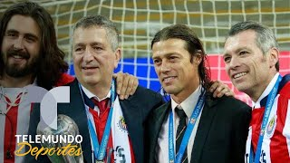 Higuera admite que Almeyda les prestó dinero | Liga MX | Telemundo Deportes