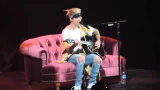 Justin Bieber - Cry Me A River Washington, D.C. || PURPOSE TOUR