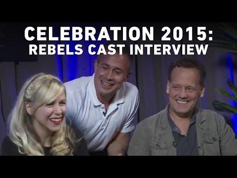 Star Wars Rebels Cast Interview with StarWars.com | Star Wars Celebration Anaheim
