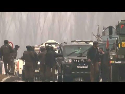 Xxx Mp4 Blast Strikes Indian Military Convoy In Kashmir 3gp Sex