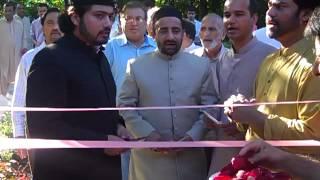 Opening ceremony by Maulana Absar hussain Naqvi Maulana Waseem Abbas pt 1