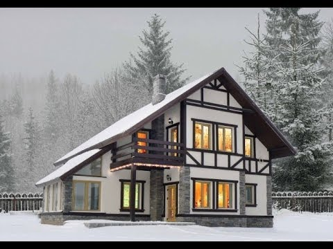Дома и домики Канады