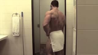 Milan Sadek Gym Shower Tease