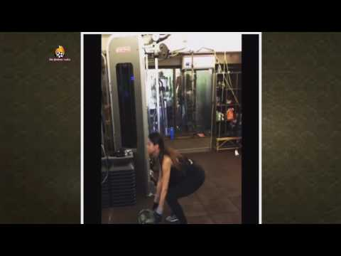 Deepika Padukone Push Up Workout Video | xXx: The Return Of Xander Cage