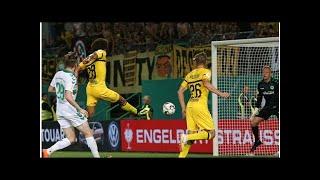 Witsel und Reus retten Dortmund vor Blamage beim Neustart
