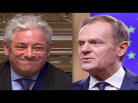Xxx Mp4 BREXIT SPEAKER BERCOW I 39 M Not Responsible For Donald Tusk 39 S 39 Special Place In Hell 39 Comments 3gp Sex