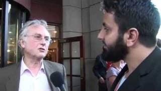 Richard Dawkins VS Hamza Tzortzis!